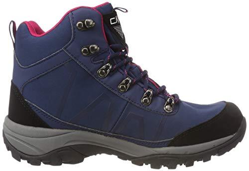 blue Hiking CMP Rise Blue Soft Naos granita Women's Boots High B 99bl Grey wqHF1v