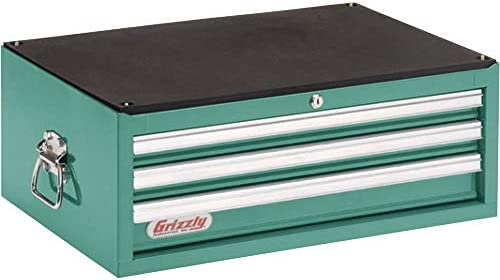 Grizzly Industrial H5653 – 3 Drawer Full Depth Tool Chest