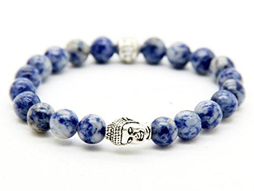 JY Jewelry Silver Buddha Bracelets