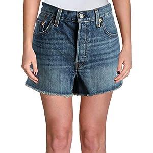 Levi's Women's Shorts 501