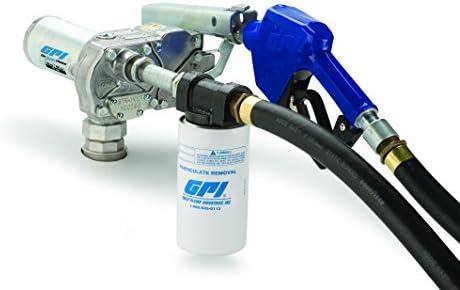 GPI Filter Kit for Fuel Transfer Pumps 20 GPM