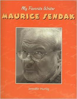 Book Maurice Sendak (My Favorite Writer)