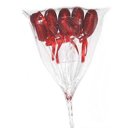 Valentines Pick Hearts 5pc Set, Case of 48