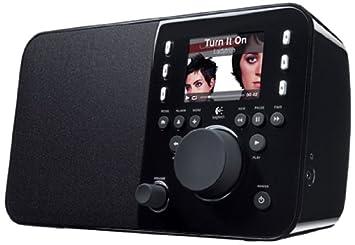 logitech squeezebox radio black discontinued by manufacturer rh amazon co uk Squeezebox Duet Product logitech squeezebox radio user manual