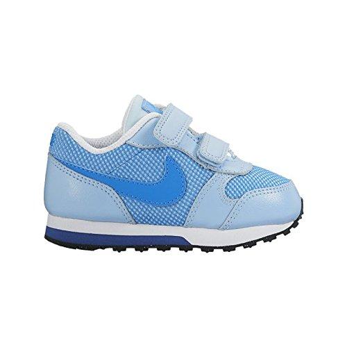 Nike 807328 400, Zapatos de Recién Nacido Unisex Bebé Varios colores (Royal /     Black /     White)