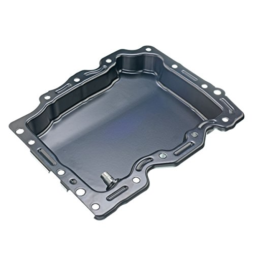 (A-Premium Engine Oil Pan for Cadillac ATS 2013-2017 CTS 2014-2017 Buick Regal Envision Chevrolet Impala Malibu)