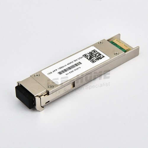 Generic Compatible 10GBASE-ER XFP 1550nm 40km DOM Transceiver ()