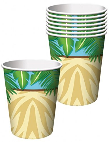 Safari Adventure Party 9oz Hot/Cold Cups (8 ct) by Creative Converting