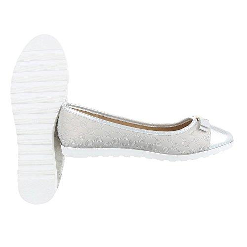 Ital-Design - Cerrado Mujer plata