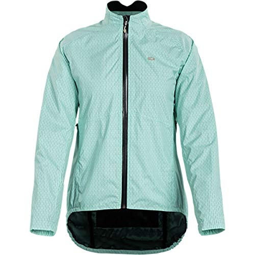(SUGOi Zap Bike Jacket - Women's Teal Pool Zap, S)