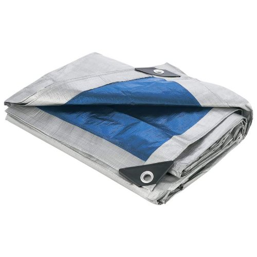(Maxam 20' x 20' All-Purpose Tarp (Hemmed Size 19'3