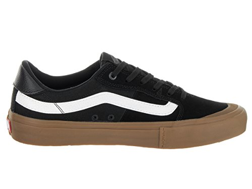 Vans Men's Style 112 Pro Ankle-High Canvas Skateboarding Shoe Black/White/Gum under $60 online low shipping sale online pay with paypal for sale free shipping websites W6Ual
