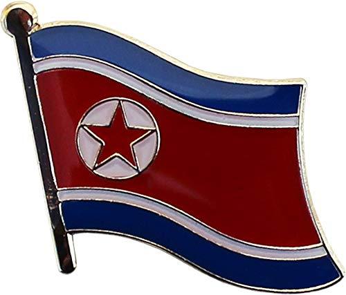 Flag Lapel Korea Pin - Flagline North Korea - National Lapel Pin