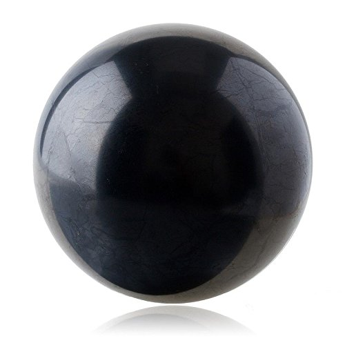 50 mm N/&D Store Sfera di Cristallo curativo in shungite