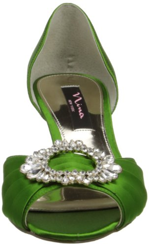Apple Women's Dress Pump Nina Crystah Xqf1U