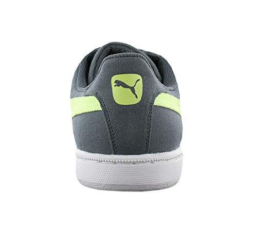 Calzature da Smash Multicolore Canvas Sportive Uomo Puma Scarpe Sneaker Verde TE6xf