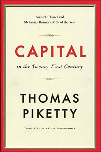 Amazon Fr Capital In The Twenty First Century Thomas