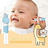 Ear Wax Removal Kit, LIUMY Electric Ear