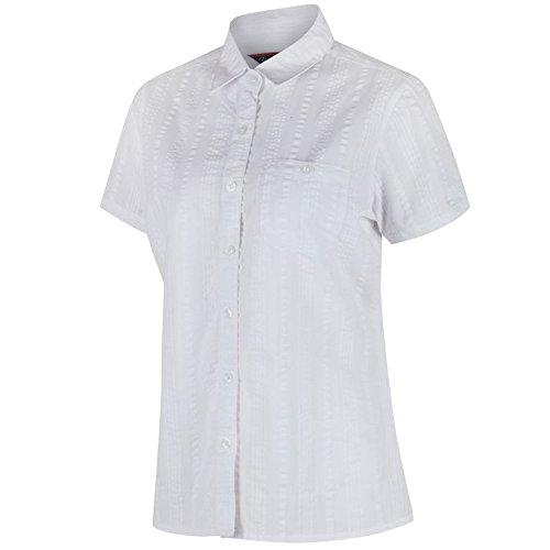 Ii Regatta Camisas Mujer Blanco Jerbra ZZqUE