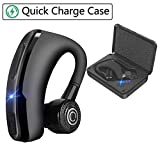 Best Bluetooth Headset For IPhones - Bluetooth Headphones Wireless 4.2 Bluetooth Headset Ear Hooks Review