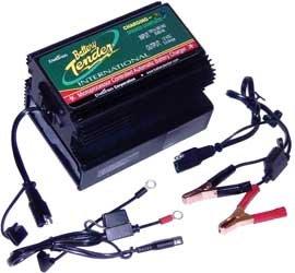 Battery Tender 021-0156 Battery Tender Plus 12V Battery Charger True Gel Cell Model