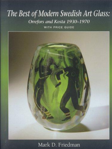 The Best of Modern Swedish Art Glass: Orrefors and Kosta - Swedish Glasses Brand