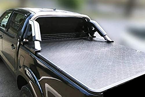 Fenza Roll Bar with Tonneau Cover Support for 2016-2020 Toyota Hilux
