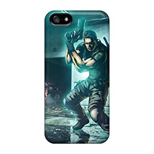 New Snap-on DeannaTodd Skin Compatible With For Iphone 6 Phone Case Cover - Marvel Vs Capcom Chris Redfield