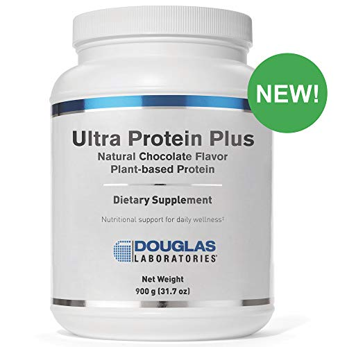 Douglas Laboratories – Ultra Protein Plus – Natural Chocolate Flavor – Plant-Based Protein Supplement – 900 Grams 31.7 oz