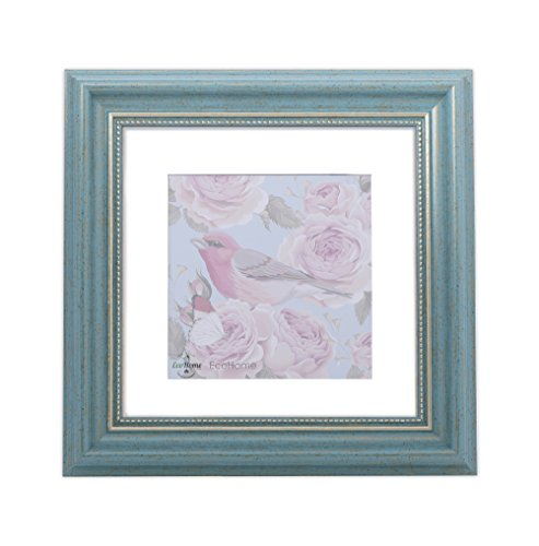 Amazon Com Ecohome 11x11 Picture Frame Teal Gold