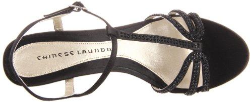 Chinese Laundry Womens Abbie Sandal Black ZgsVOrxbMG