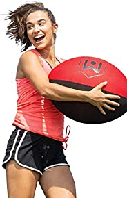 Wicked Big Sports Football-Supersized Football Outdoor Sport Tailgate Backyard Beach Game Fun for All