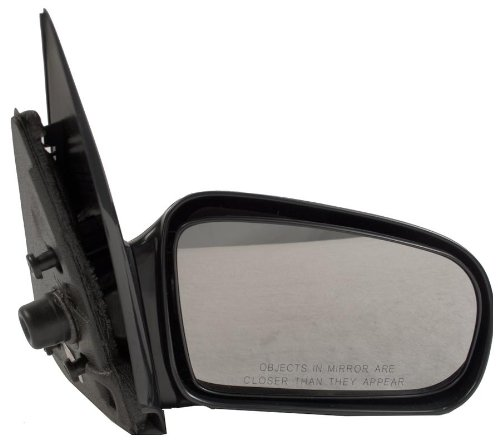 OE Replacement Chevrolet Cavalier/Pontiac Sunfire Passenger Side Mirror Outside Rear View (Partslink Number GM1321168) Unknown