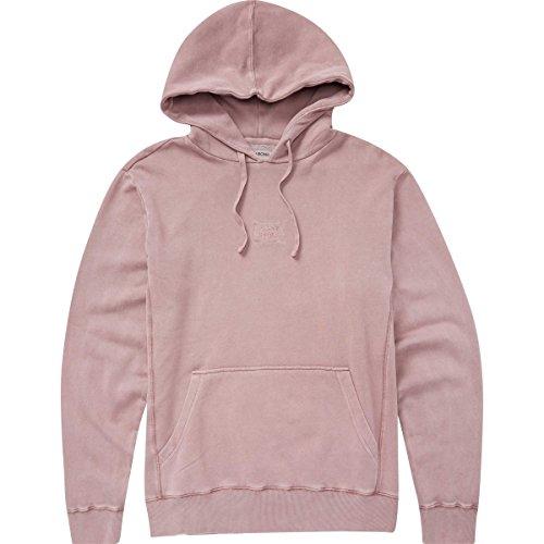 (Billabong Men's Wave Washed Pullover Hoodie Pink Haze X-Large)
