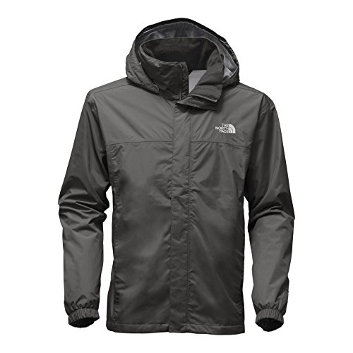The North Face Men's Resolve 2 Jacket - Asphalt Grey/Mid Grey - L by The North Face