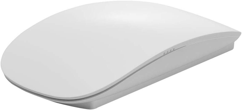 Guides Readygo Temperature Color : Black measurem TM-823 2.4G 1200 DPI Wireless Touch Scroll Optical Mouse for Mac Desktop Laptop barometric Pressure