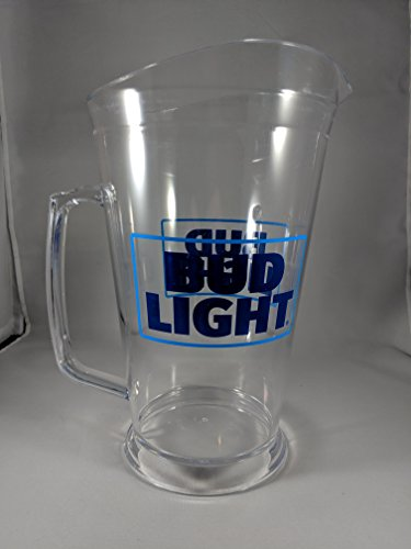Bud Light Pitcher