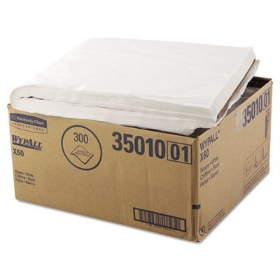 KIMBERLY-CLARK PROFESSIONAL WYPALL X60 Professional Towels KCC 35010