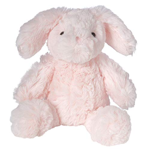 Manhattan Toy Lovelies Pink Binky Bunny Stuffed Animal Toy, -