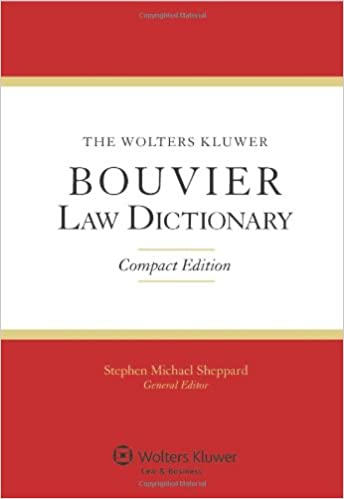 Free [download] the wolters kluwer bouvier law dictionary: desk.