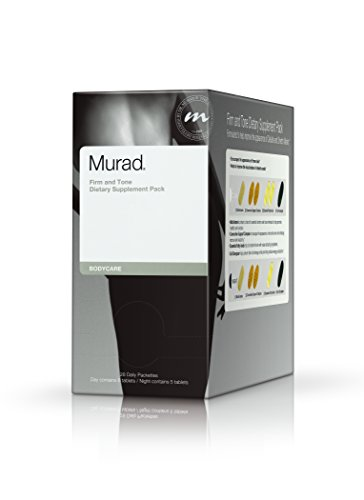 Murad Body Care Firm and Tone Dietary Supplement Pack, for C