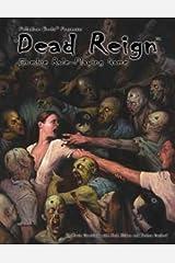 Dead Reign Rpg Paperback