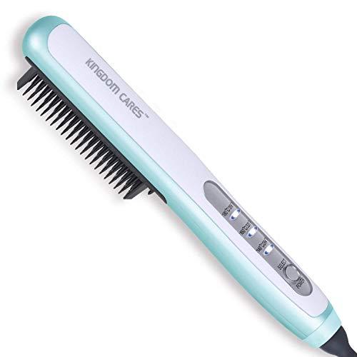 Pure Acoustics Electric Ceramic Hair Straightener Brush - Essex Group Parts