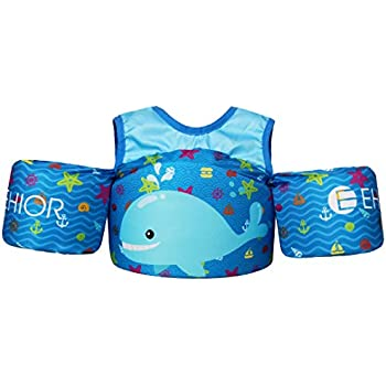 Amazon.com : Ehior Toddler Swim Vest Water Aid Floats with