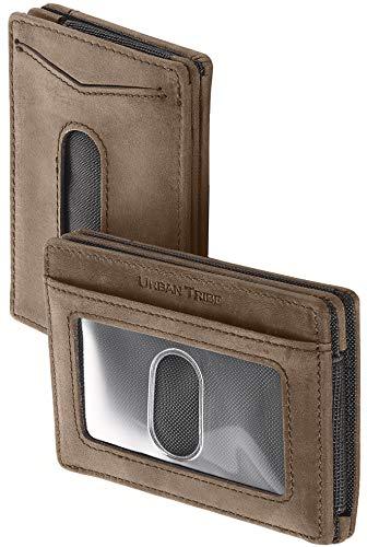Compact RFID Sleeve Wallet