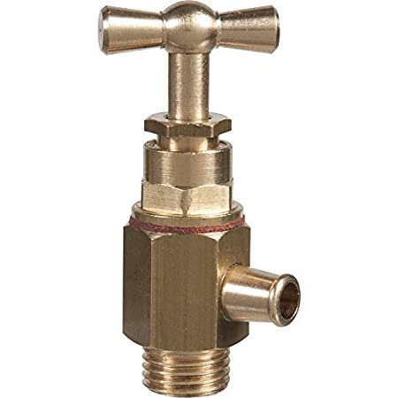 1/4 U0026quot;Stop Valve With Spout Vent M Selection Cazabox