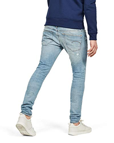 star Raw G Jeans Uomo Blue d5pxwn