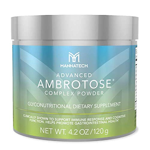 New Generation Mannatech Advanced Ambrotose Powder 120gram