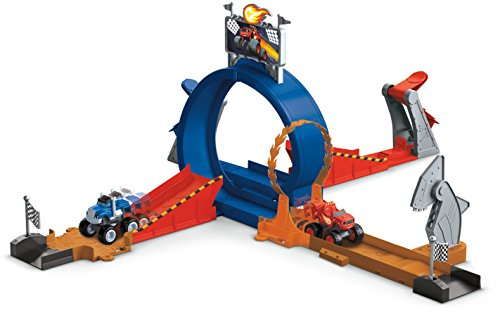 Nickelodeon Blaze & the Monster Machines, Monser Dome Playset