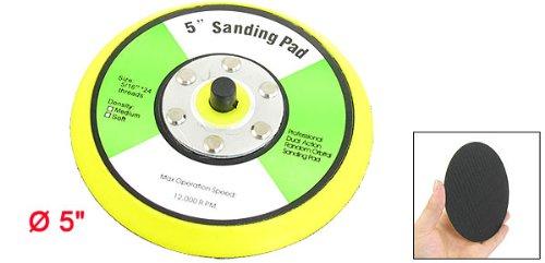 "Dual Action Random Orbital 5"" Sanding Pad 5/16"" Thread"